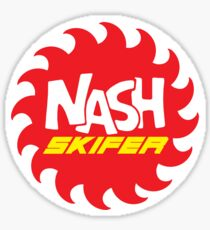 Nash Skifer Sticker