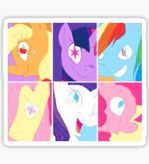 The Cutie Mark Chronicles Sticker