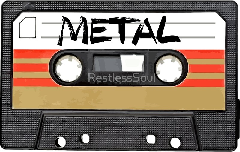 Metal Music Logo