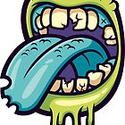 Zombie Mouth by cronobreaker
