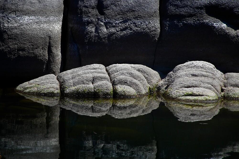 Granite Symetrical by Bob Larson