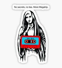No Secrets, No Lies. Sticker