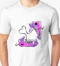 Romance of the Shoe Unisex T-Shirt