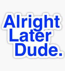 ALD'd Sticker