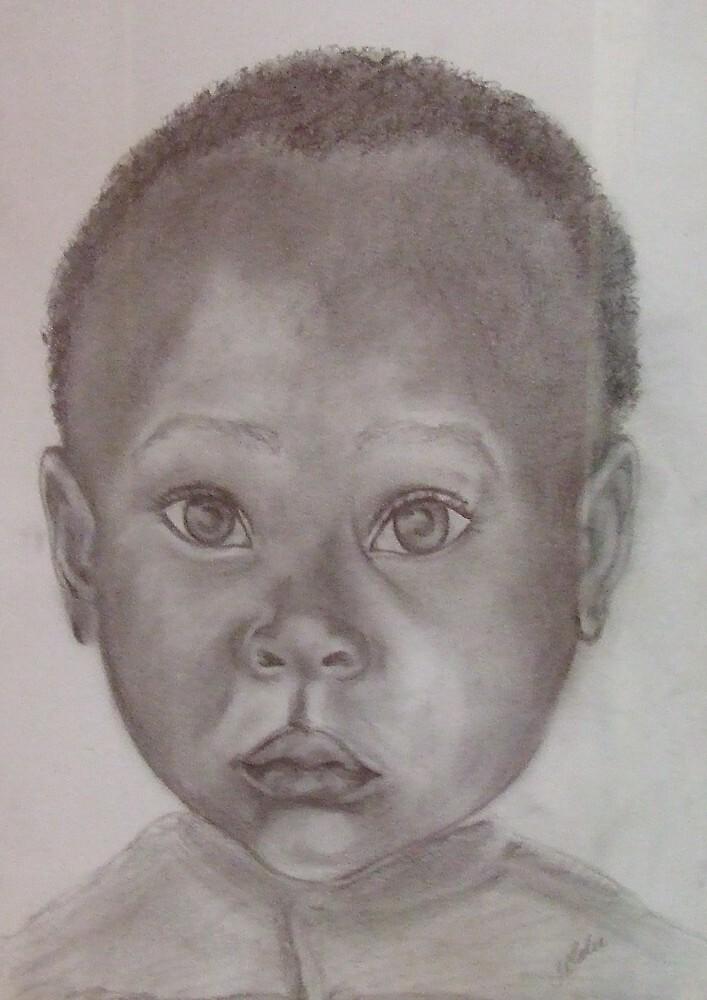 little boy by ToniBlake