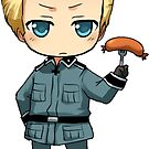 Hetalia Germany by banafria
