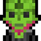 Pixel Thane Krios - Mass Effect by PixelBlock
