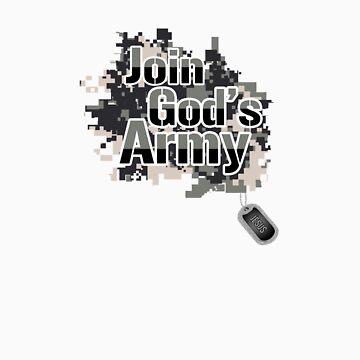 Join God's Army  by vSamy