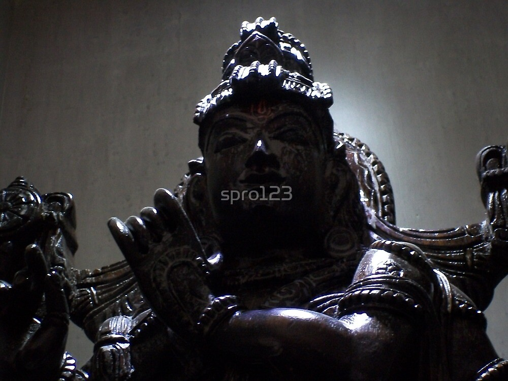 Lord Krishana by spro123