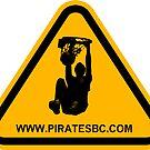 Pirates dunk by PiratesBC