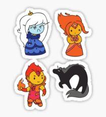 Adventure Time Chibis - Set 3 Sticker