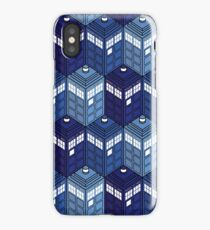 Infinite Phone Boxes iPhone Case/Skin