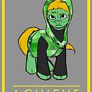 My Little Achievement Hunter - Gavin by kougazgurl