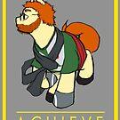 My Little Achievement Hunter - Jack by kougazgurl