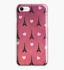 Anna and the French Kiss iPhone Case/Skin