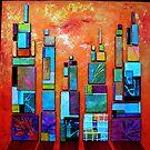 Urban Landscape by Carla Whelan