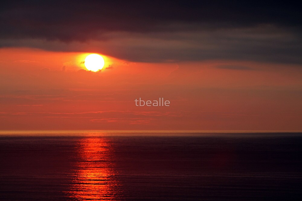 HE is Watching Over Us Each and Every New Day... by Terri~Lynn Bealle