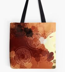 Mystical and Fierce Tiger Tote Bag