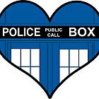 Dr.Who Love by ladydove