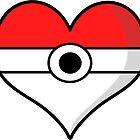 Poke Love by ladydove
