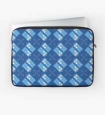 Gallifrey Argyle Laptop Sleeve
