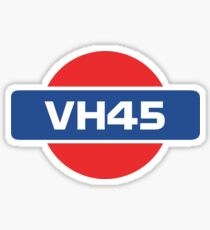 VH45 Engine Swap Sticker