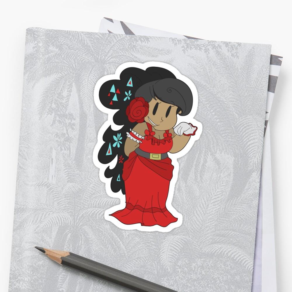 Flamenco Dancer Girl by SaradaBoru