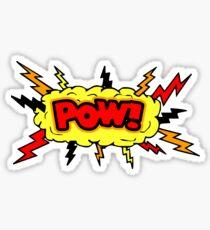 Pow! 02 Sticker