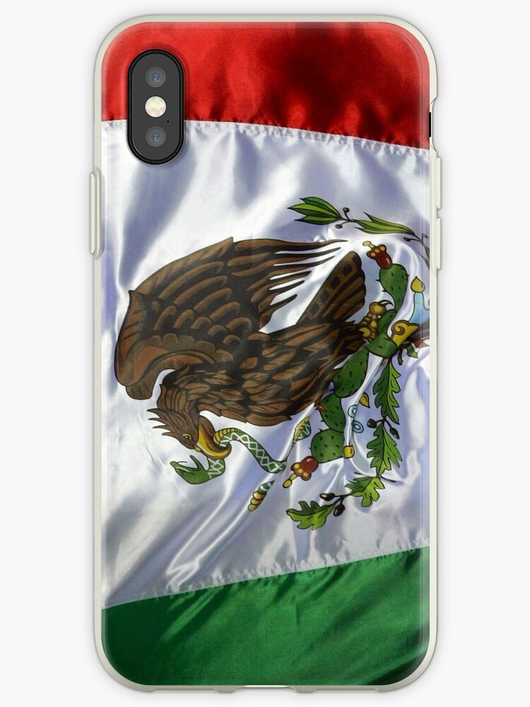 Mexico flag iphone case 4/4s by RLdesigns