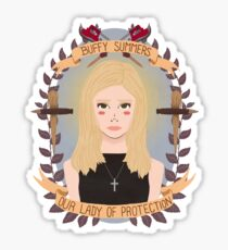 Buffy Summers Sticker