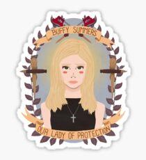 Buffy Summers Sticker