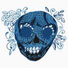 skull by ecrimaga