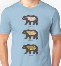 The Eating Habits of Bears Unisex T-Shirt