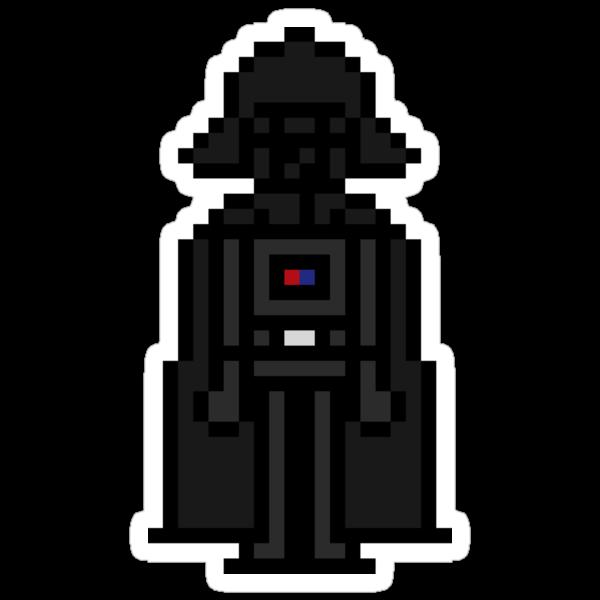 Darth Vader by robertdesigned