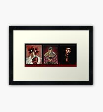 The Anna May Wong Series Framed Print