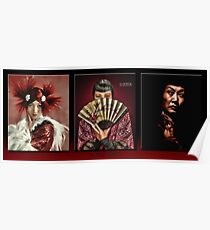 The Anna May Wong Series Poster