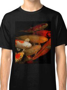 Koi Fish Group Classic T-Shirt