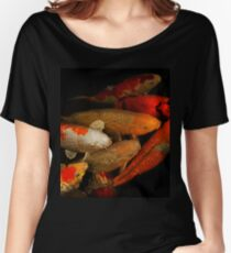 Koi Fish Group Women's Relaxed Fit T-Shirt