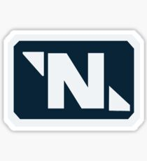 Space Station 13 - Nanotrasen Logo Sticker