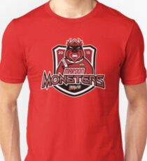 Trek.fm: Team Maroon Monsters Unisex T-Shirt