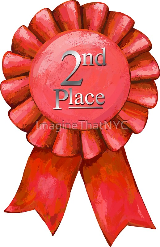 """""""Ribbons 2nd Place"""" Stickers by ImagineThatNYC 