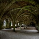 Fountains Abbey (31-14) by Raymond Kerr