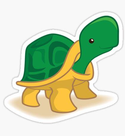 La Turtle Sticker