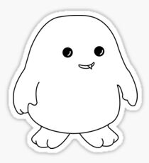 Adipose Sticker Sticker
