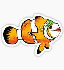 Clownfish Sticker