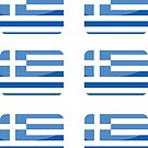 Flags of the World - Greece x6 by CongressTart