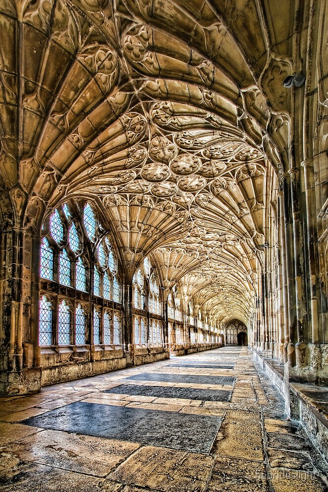 The Long Cloister by hebrideslight