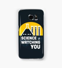 Science is Watching You Samsung Galaxy Case/Skin