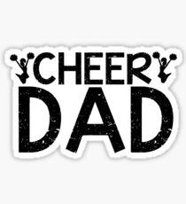 Cheer Dad Sticker