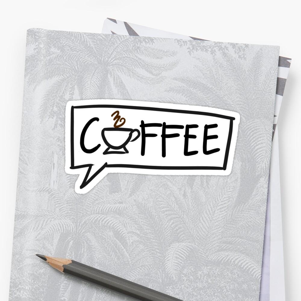COFFEE by thelionjenn